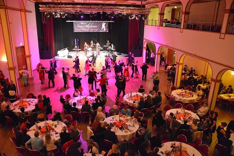 Ball der Thüringer Tanz-Akademie, in Apolda